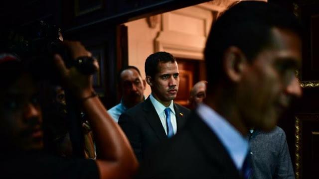 Oposición venezolana busca nuevo partido por descontento con Guaidó