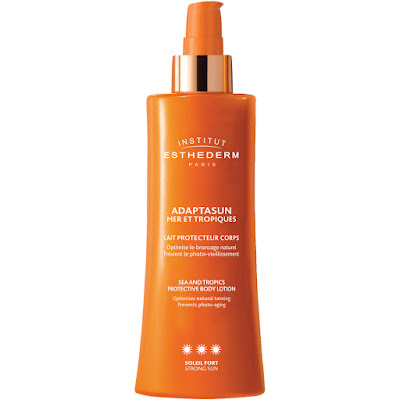 institut esthederm adaptasun body lotion