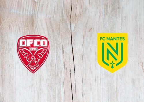 Dijon vs Nantes -Highlights 16 May 2021