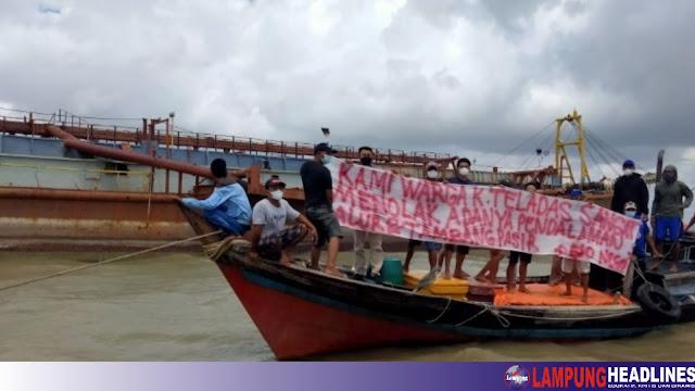 Diduga Adanya Penambangan Pasir Laut di Kuala Teladas, Direktur Walhi Lampung Angkat Bicara