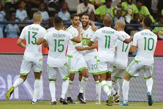مشاهدة مباراة الجزائر وبوروندي