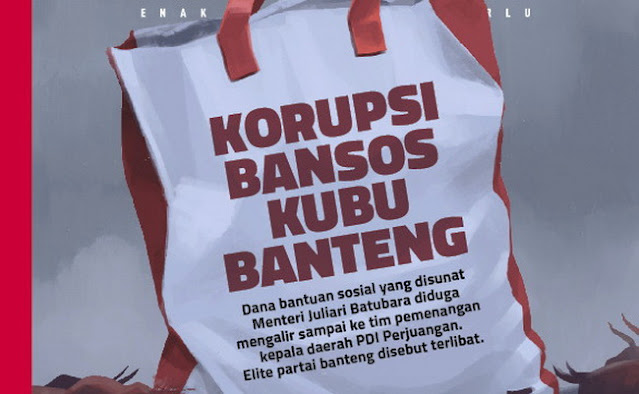 Korupsi Mensos Juliari Batubara Diduga untuk Biayai Pilkada 2020