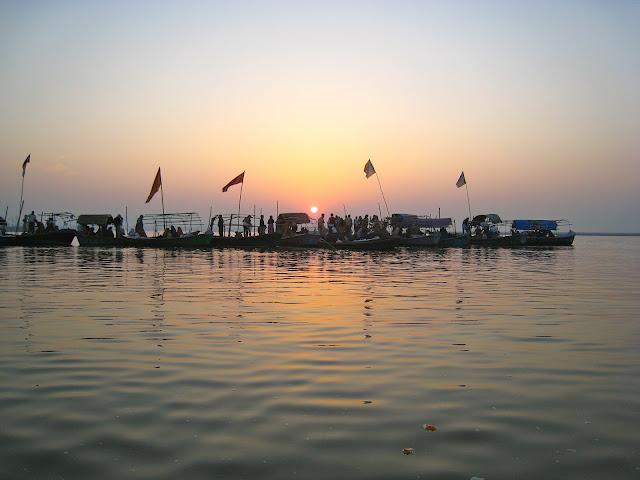 Sangam At Allahabad