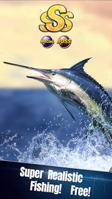 تحميل افضل لعبة صيد جديدة للاندرويد Monster Fishing 2020