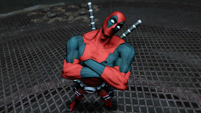 Deadpool game gets a release date