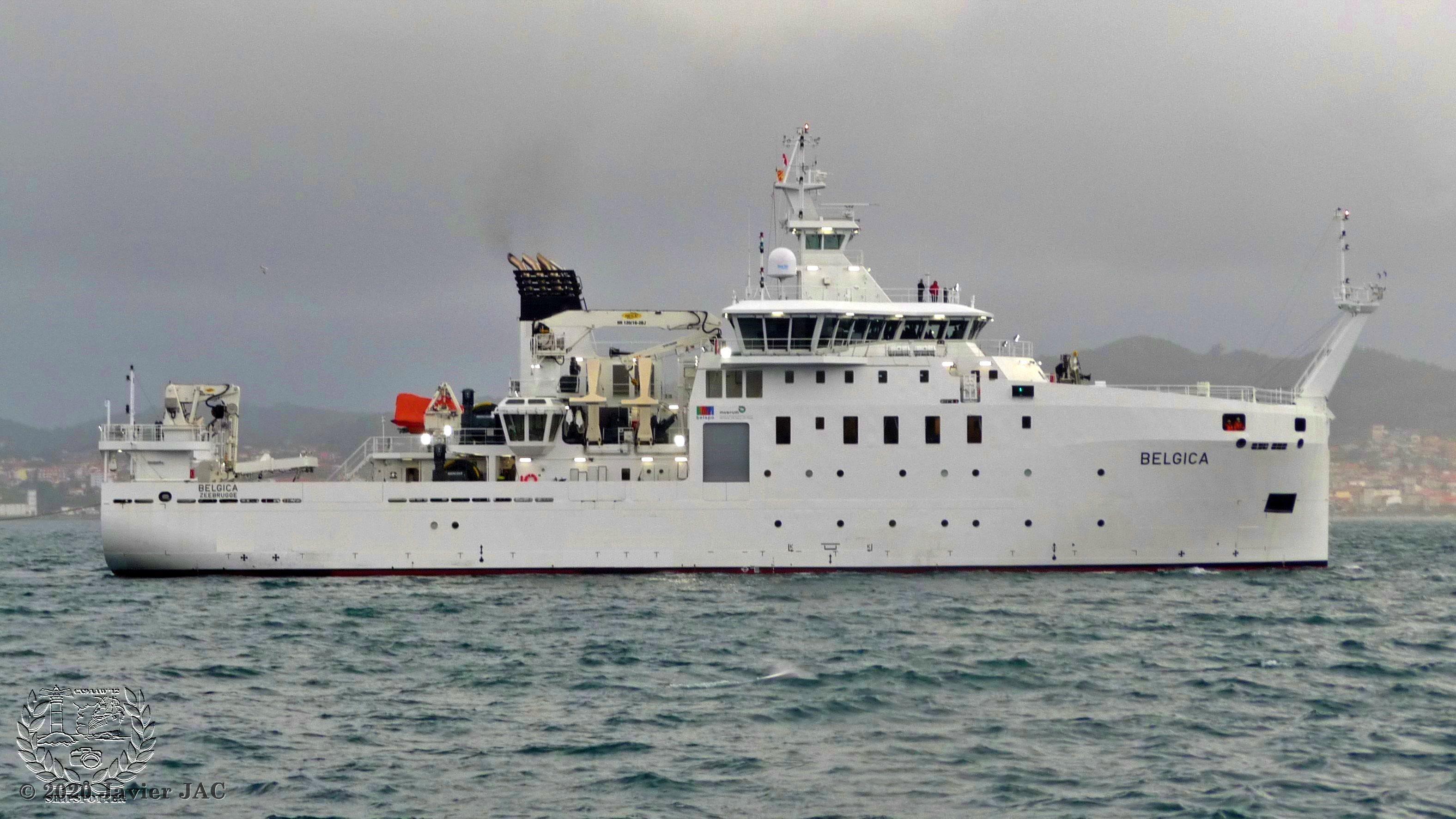 New Federal Research Vessel BELGICA - Page 4 Belgica%2B%2BFreire%2Bshipyard%2BVigo%2B%2BNB-723%2B%25283%2529