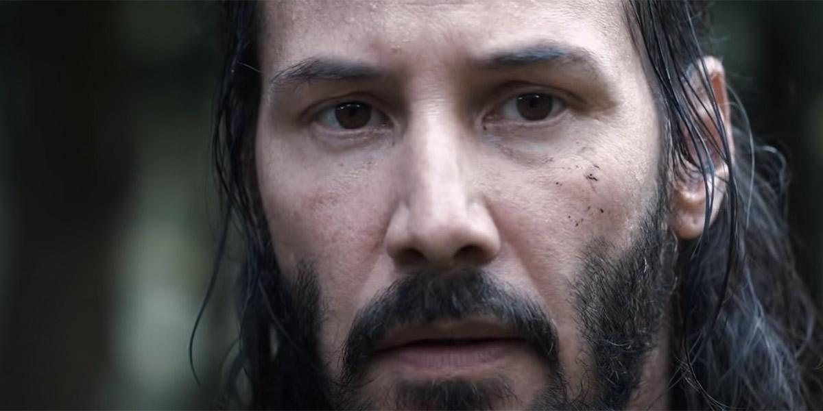 """Keanu Reeves dá vida a Revan em vídeo de """"Star Wars: Old Republic"""" criado por fã"""