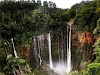 Tumpak Sewu is a popular waterfall in East Java