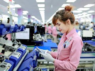 xuất khẩu hàng dệt may của Việt Nam sang Mỹ đạt xấp xỉ 3,14 tỷ USD