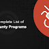 Bug Bounty check list | when i trying hunt in any program use this checklist