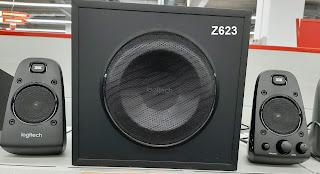 2020 Logitech Z623 sound system