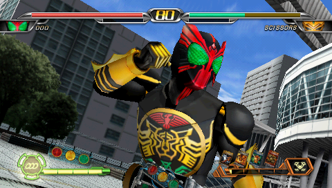 download game ppsspp kamen rider ooo iso