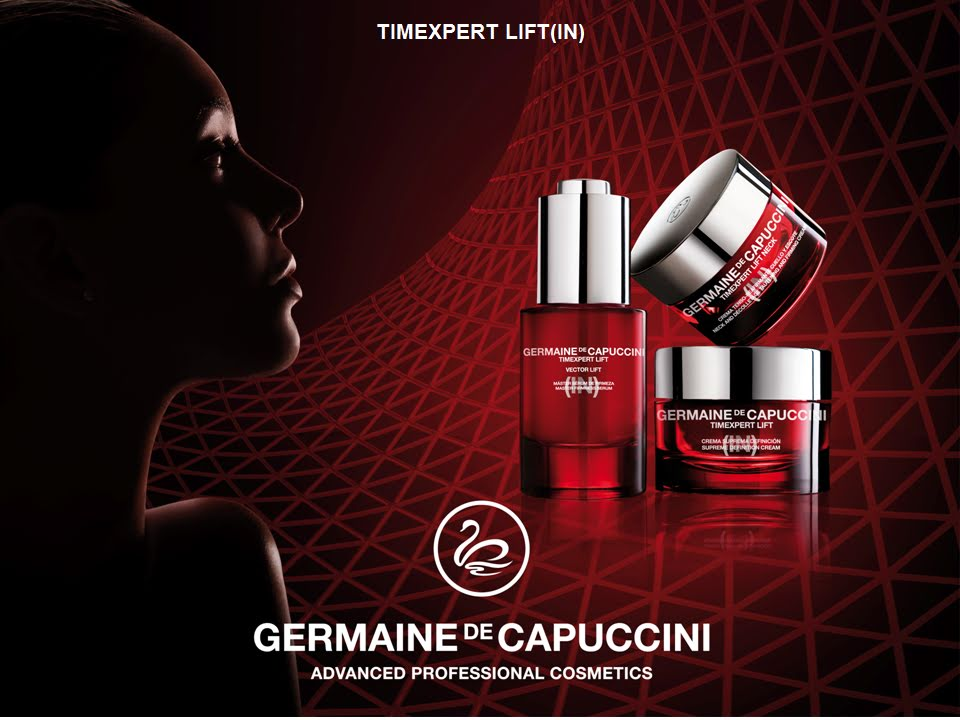 Fitness and Chicness-Germaine de Capuccini Timexpert-Lift