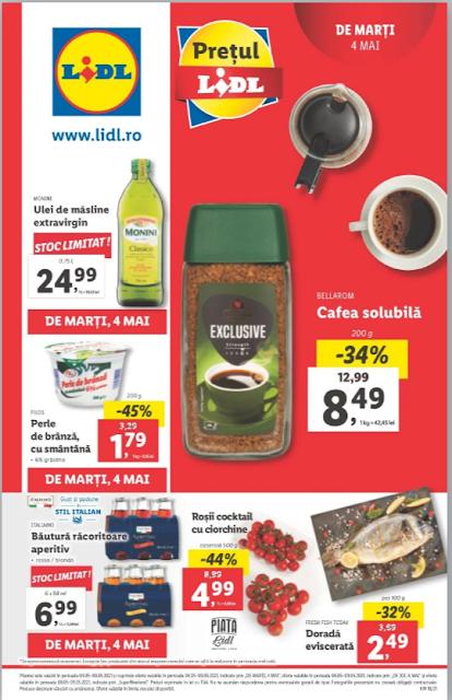 LIDL Catalog - Brosura 4-10.05 2021