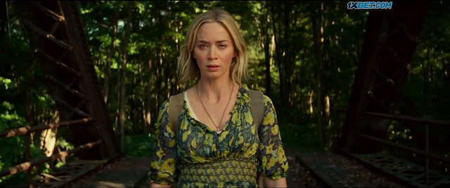 A Quiet Place Part II (2020) Dual Audio Hindi [Fan Dubbed] 720p HDRip