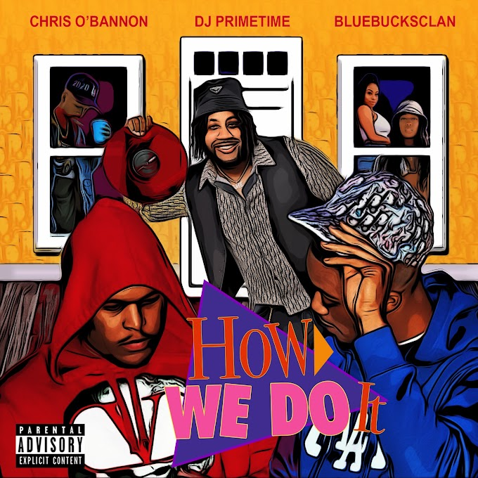 """DJ Primetime announces new hit single """"How We Do it"""" dropping on all platforms nationwide"""