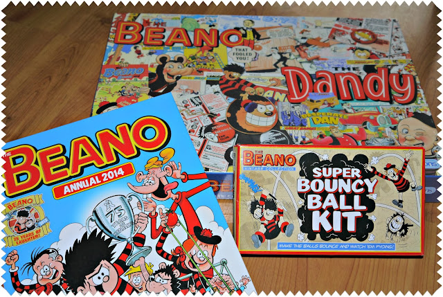 Beano Merchandise for Christmas