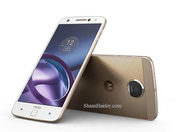 Motorola Moto Z : Full Hardware Specs, Features and Price