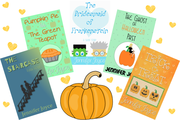 5 Free Halloween Romantic Comedy Short Stories