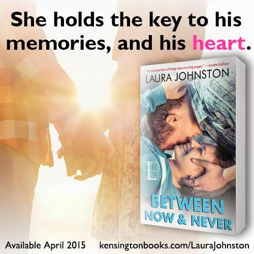 """Between Now and Never"" by Laura Johnston"