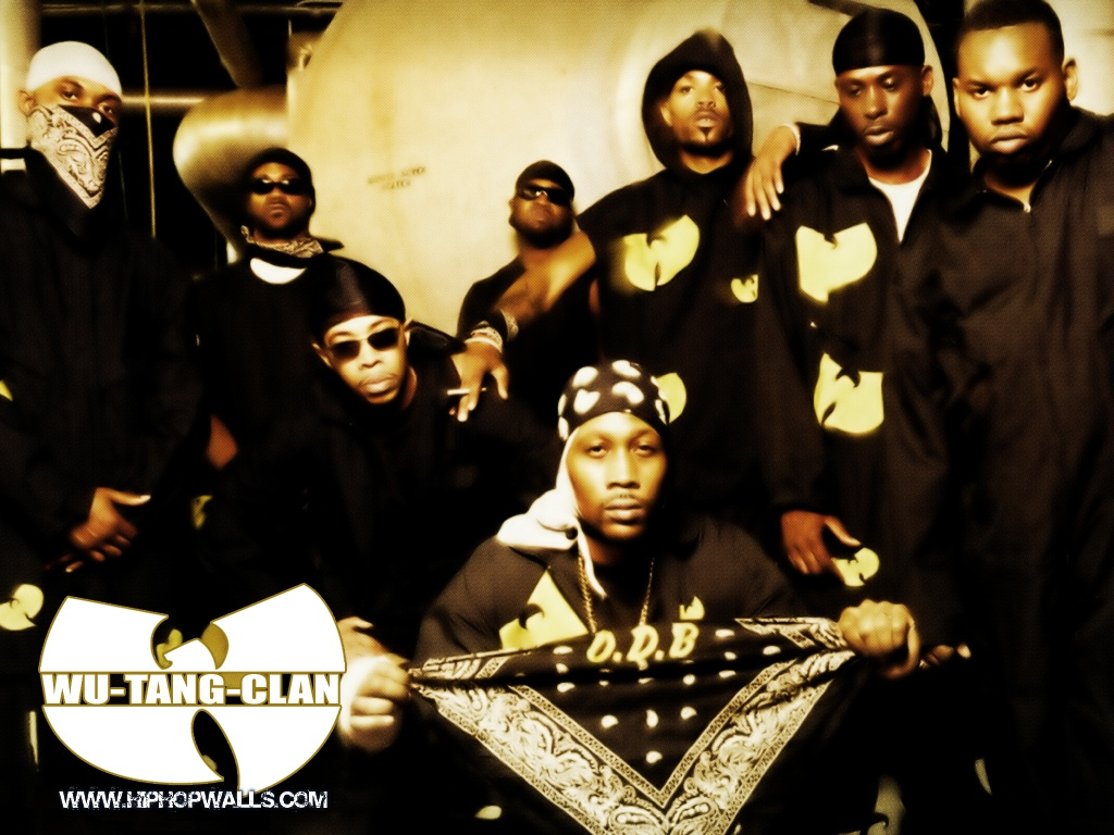 My dirty music corner: WU TANG CLAN