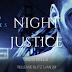 Audio Blitz - Night Justice by India Kells