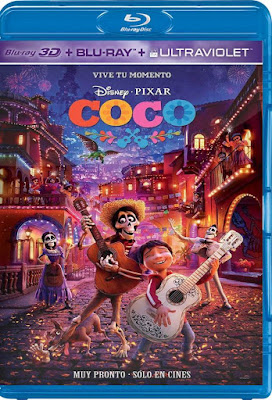 Coco 2017 BDRip HD 1080p Dual Latino