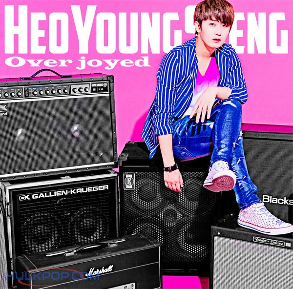 Heo Young Saeng – Over Joyed (Standard Edition)