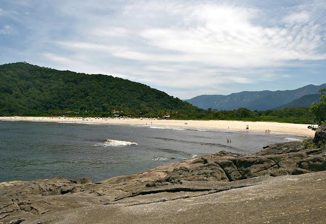 As melhores praias para crianças em SP