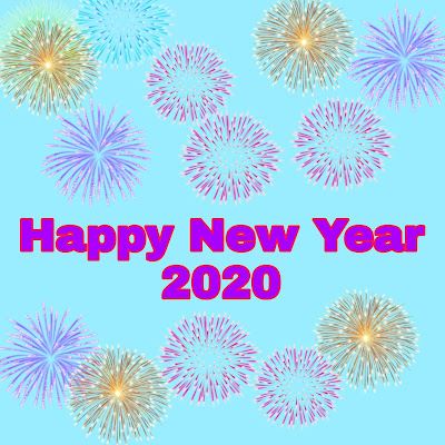 Happy new Year 2020 greetings,  new year quotes
