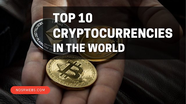 Top 10 cryptocurrency - top ten cryptocurrencies in the world