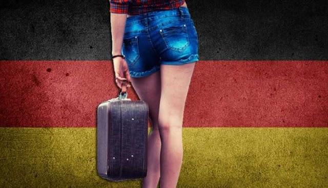 10000 Visa und Arbeitserlaubnisse stellt Deutschland für Mazedonische Staatsbürger jährlich aus
