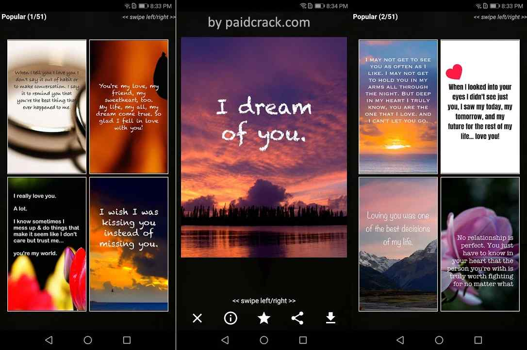 Love Quotes Pro Paid Apk 2.6.0