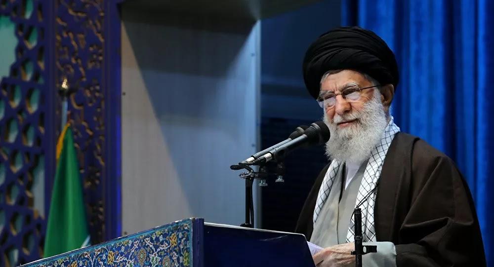 خامنئي: إيران لن تنسى جريمة اغتيال سليماني وستوجه ضربة مماثلة للأمريكيين