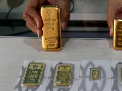 Investasi Emas Antam, emas batangan,
