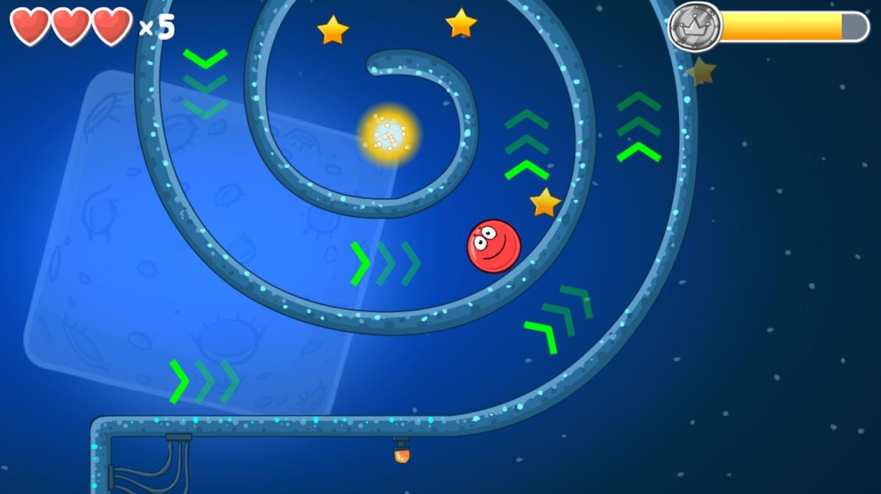 لعبة Red Ball 4