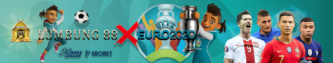 LUMBUNG88 X EURO 2020 / 2021