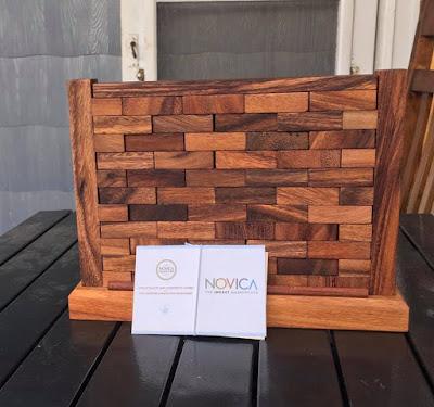 Novica $50.00 Gift Card Giveaway
