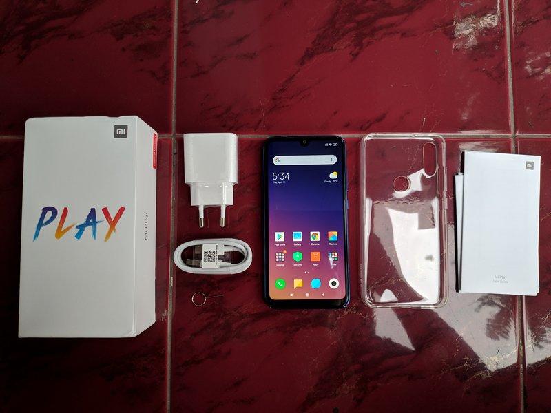 Paket Pembelian Xiaomi Mi Play