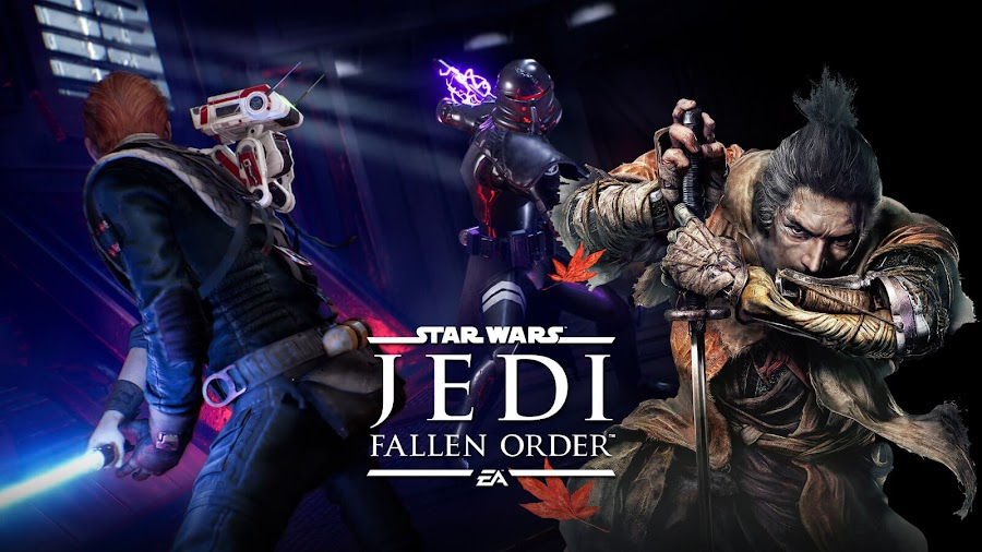star wars jedi fallen order combat system sekiro from software respawn entertainment electronic arts