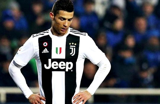 Cristiano Ronaldo's second coronavirus test was also positive