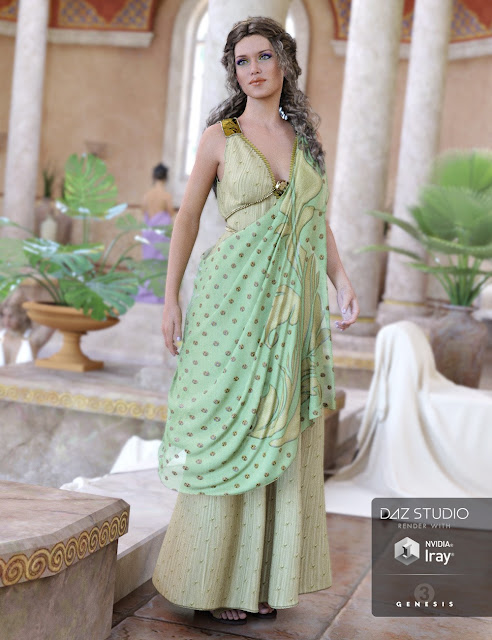Hellenic for Genesis 3 Female