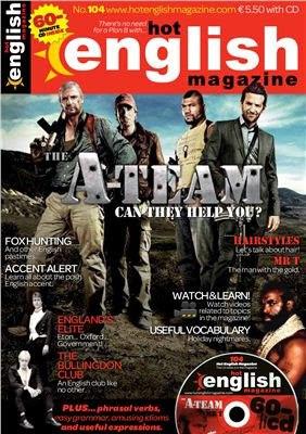 Hot English Magazine - Number 104