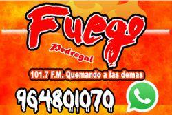 Radio Fuego Majes Pedregal