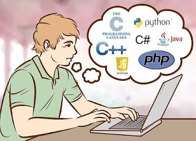 اختيار لغة البرمجة