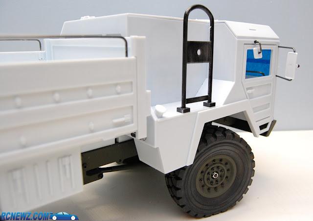 RC4WD Beast 2 6x6