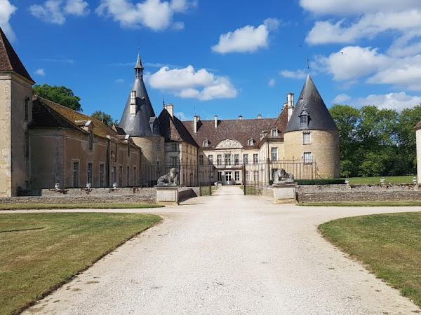 Escapade : Le Château de Commarin