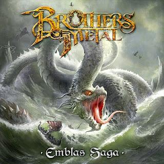 """Το βίντεο των Brothers of Metal για το """"One"""" από το album """"Emblas Saga"""""""