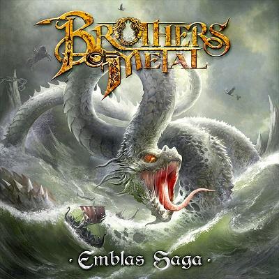 """Ο δίσκος των Brothers of Metal """"Emblas Saga"""""""