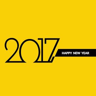 feliz navidad amarillo negro